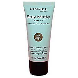 Rimmel London Stay Matte Foundation - Normal to Oily Skin Espresso (019)