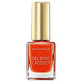 Max Factor Glossfinity Gel Shine Lacquer Vivid Vermillion 20