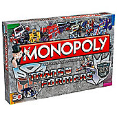 Monopoly The Transformers