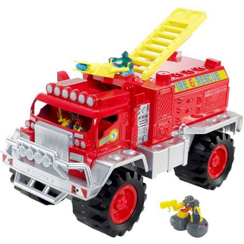 Big Boots Fire Engine