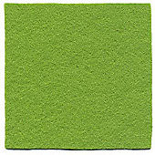 Felt Sq Leaf Green (Linden)