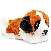 Keel Toys 30cm St Bernard Dog Plush Soft Toy