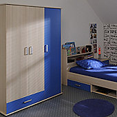 Parisot Spring 3 Door Wardrobe