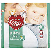 Tesco Baby Essentials Carrypk Maxi Plus 24