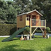 Mad Dash Lollipop Junior Tower Xtra Playhouse Including Slide 7 x 12