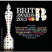The Brit Awards 2013 (3Cd)