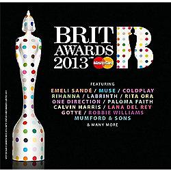 The Brit Awards 2013 (3CD)