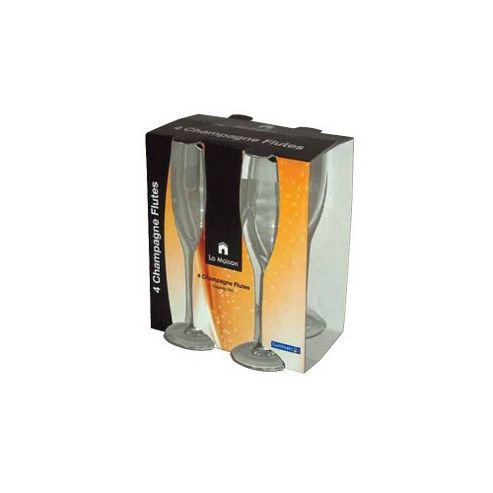 Buy Barnett 900055 La Maison Flute 19cl X4 From Our