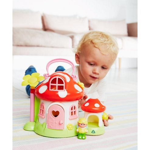Happyland Toadstool Cottage