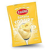 EasiYo Yogurt Mix Sachet Base, Banana