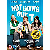 Not Going Out: Series 7 DVD