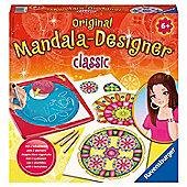 2-in-1 Mandala Designer Classic - Arts and Crafts