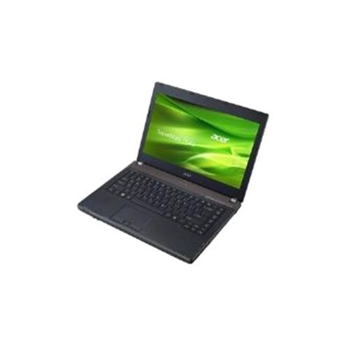 Acer TravelMate TMP643-M-53214G32Mikk (14 inch) Notebook Core i5 (3210M) 2.5GHz 4GB 320GB DVD-SM WLAN BT Webcam Windows 7 Pro 64-bit/32-bit Dual Load