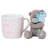 Me To You Mummy Mug and Bear