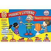 Smart Kids 6 Speaking and Listening Games