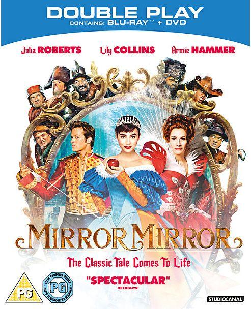 Mirror Mirror (Blu-Ray)