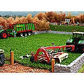Brushwood Bt3024 Realistic Long Grass Field -1:32 Farm Toys