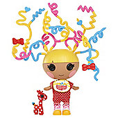 La La Loopsy Littles Silly Hair Doll - Scribbles Splash