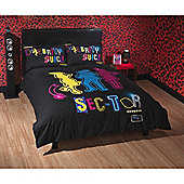 Celebrity Juice Double Duvet Set