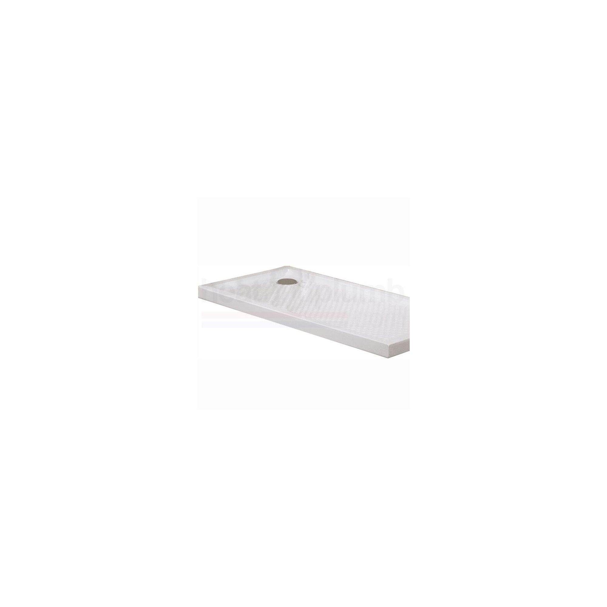AKW Keppel Rectangular Shower Tray 1420mm x 700mm at Tesco Direct