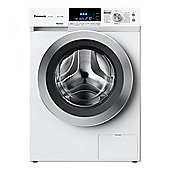 Panasonic Washing Machine NA-168XR1WGB 8kg Load White