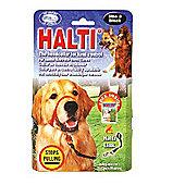 Halti Headcollar - Leather Padded (SIZE 3)