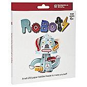 Bobble Heads - Robots