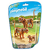 Playmobil 6645 Tiger Family