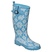 Trespass Ladies Kellis Wellington Boots - Aqua