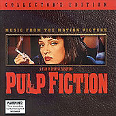 Music From The Motion Picture Pulp Fiction (Collectors' Ed.)