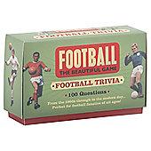 The Beautiful Game Footbal trivia