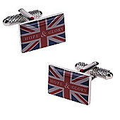 Hope & Glory Novelty Themed Cufflinks