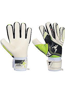 Precision Gk Schmeichology Negative Lite Junior Goalkeeper Gloves - White