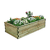 Zest 4 Leisure Rectangular Sleeper Raised Bed - 45cm H x 180cm W x 90cm D