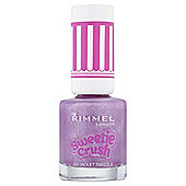 Rimmel London Sweetie Crush Nail Polish 011 Violet Swizzle 8ml