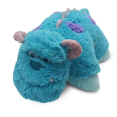 Buy Pillow Pets Monsters University Sulley from our Soft Toys range - Tesco