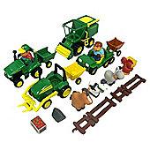 Fun On The Farm Playset - John Deere