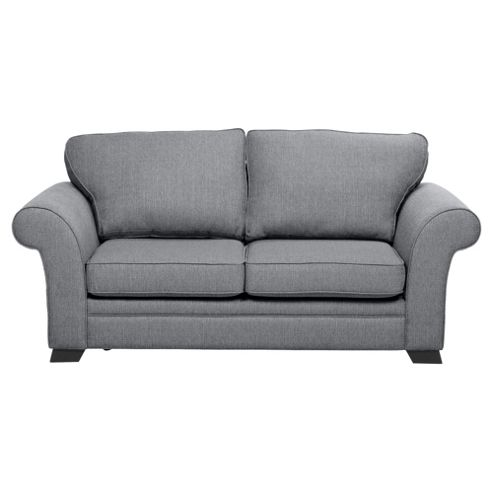 Buy aldeborough fabric sofa bed duck egg from our sofa for Sofa bed tesco