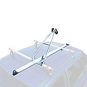 Cycle Carrier - roof mounted upright, single cycle carrier
