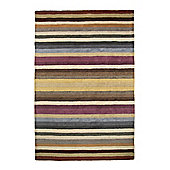Woodland Poplar Multi Coloured Runner - 60x230cm
