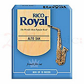 Rico Royal Alto Saxophone Reeds #3