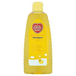 Tesco Loves Baby & Toddler Soft & Gentle Shampoo