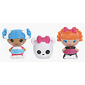 Lalaloopsy Tinies 3 Doll Collection - Pack 2
