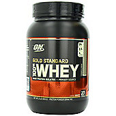 Optimum Nutrition 100% Whey Protein 908g - Cookies and Cream