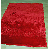 Origin Red Opus Red Rug - 150cm x 90cm