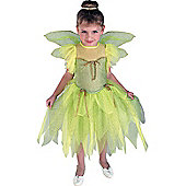 Child Cute Tinkerbell Costume Large