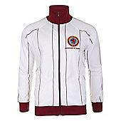 Aston Villa 1982 Away Track Jacket - White