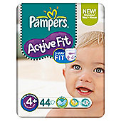 Pampers Active Fit Econ Pack Maxi 44