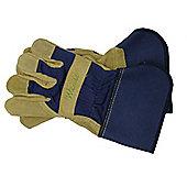 Kent Glo26 Leather Work Gloves Ladies