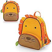 Skip Hop Zoo Pack Kids Backpack & Lunch Bag - Lion